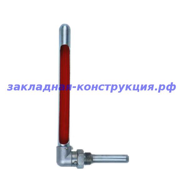 2У 285 400 6.3 Оправа защитная угловая для технических термометров