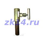 Закладная конструкция ЗК14-2-3-2009 С16-200П) отборное устройство давления прямое на t до 70°С