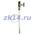 Закладная конструкция ЗК14-2-3-02 уст.3в 40-200-Ст.20-МП отборное устройство давления прямое на t свыше 70°С, Pу40,0МПа