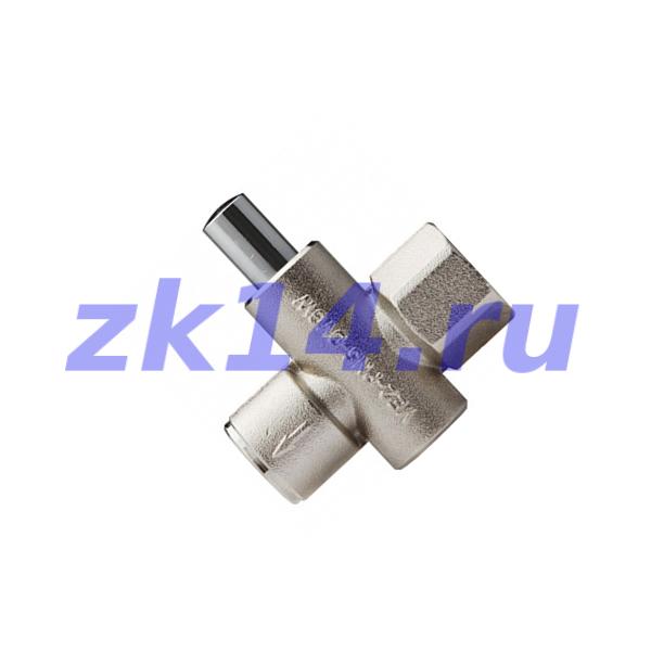 """Клапан запорный кнопочный для установки манометров VE2-2-G1/2"""" (до 5 bar)"""