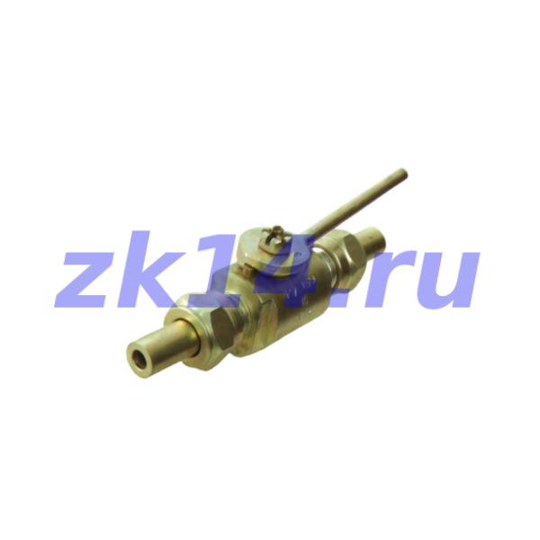 Кран шаровый 11лс38п2 (ПЗ.39113-015-04) Ду15мм, Ру160кгс/см2