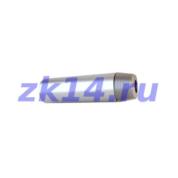 """Штуцер приварной Ш-R1/2"""" Ст.09Г2С L=100мм"""