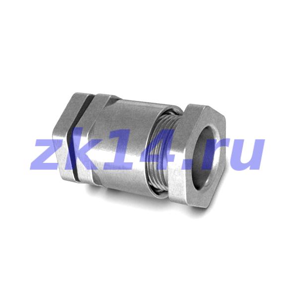 """Сальник привертный (алюминиевый) СКП 16-22(У263) G1"""""""
