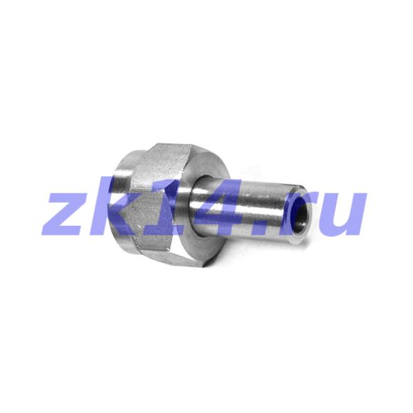 Соединение навертное с шаровым ниппелем СШН-14