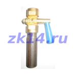 Закладная конструкция ЗК14-2-1-2009 МК1,6-80П-Ст.20(11Б18бк) отборное устройство давления прямое на t до 70°С