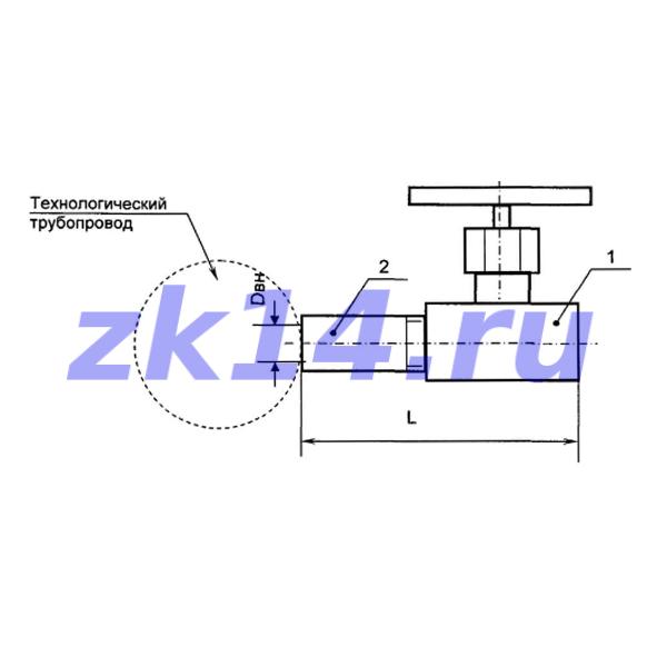 Закладная конструкция ЗК14-2-25-2009