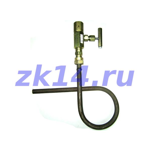 Закладная конструкция ЗК14-2-4-01
