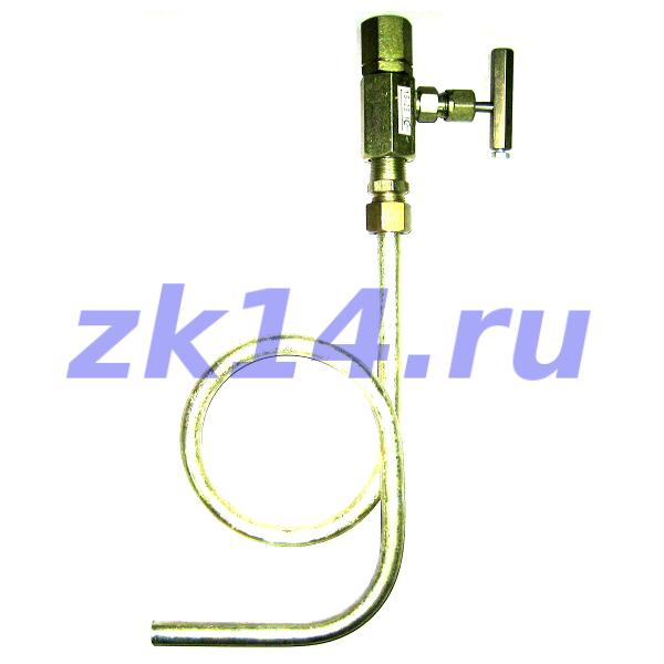 Закладная конструкция ЗК14-2-4-02 16-200
