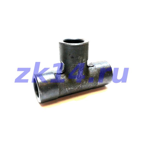 Тройник резьбовой сварной ТР-20 М20х1,5(В) Ст.09Г2С